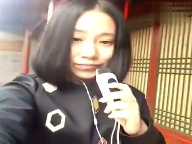 赵本山徒弟丫蛋素颜演唱《东风破》这唱功真棒!