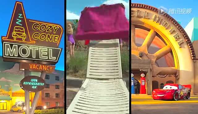 走进最新的迪士尼世界度假村截图