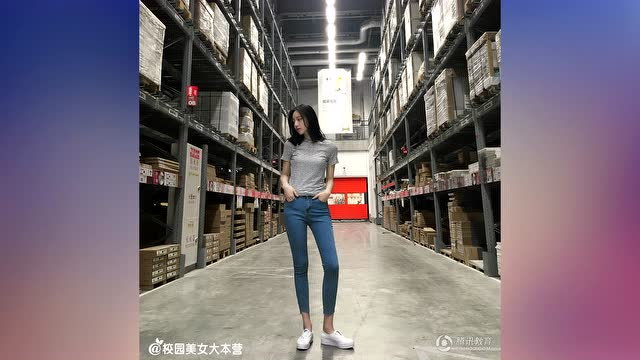 组图:浙传校花吕咏蓝韩范十足 被封冷感女王