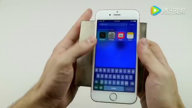 暴力实验:强磁铁对iPhone 6S有多大影响