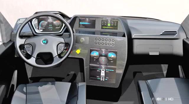 8大未来卡车和公交车 中国巴铁也上榜