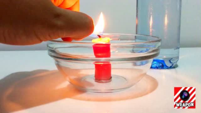 4個關于水的神奇科學實驗