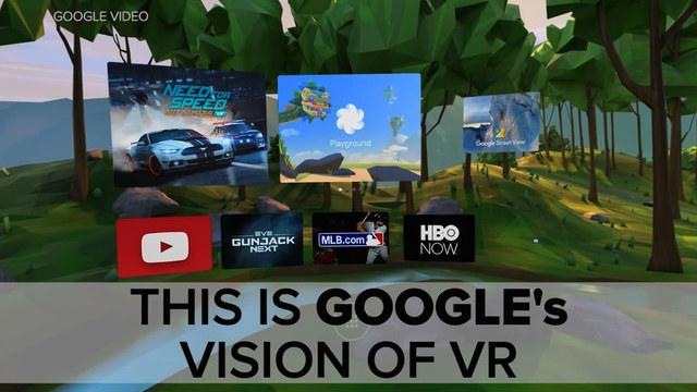 安卓7.0最革命变化:正式进军虚拟现实