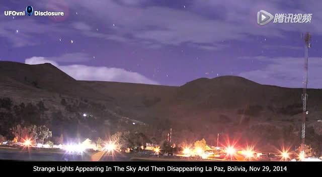 2015年1月與2月驚人的UFO目擊視頻大盤點