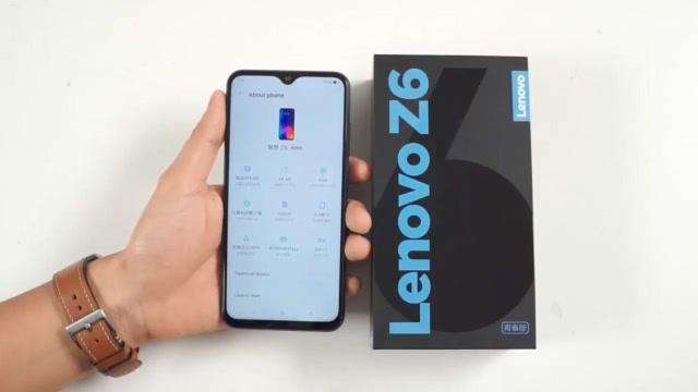 这才叫国民手机!联想Z6青春版开箱评测