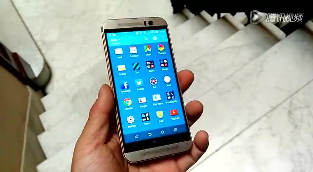 HTC One M9正式发布:骁龙810+2000万像素摄像头