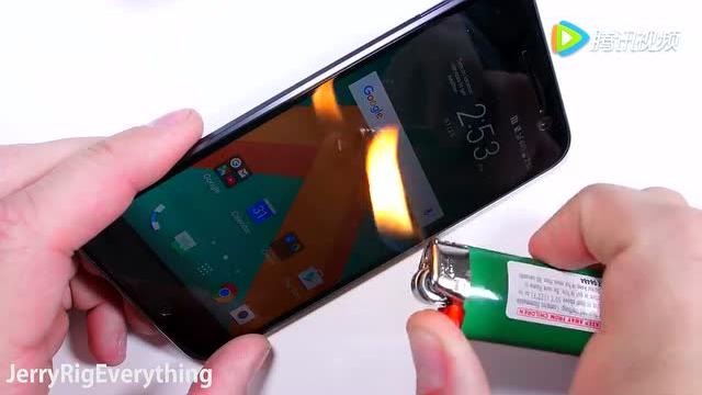 掰弯大神残酷虐机HTC 10:强度、质量完美