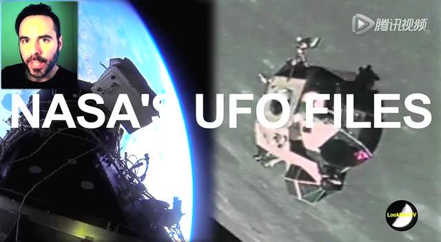 來自美國宇航局的UFO視頻大盤點