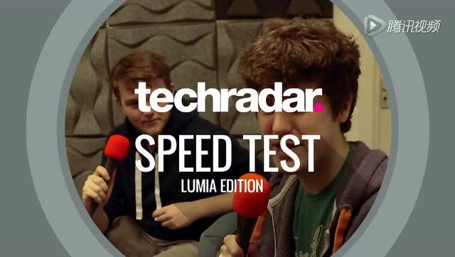 Lumia 950与Lumia 950 XL运行速度对比测试