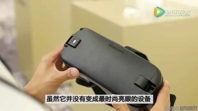 2016版三星Gear VR上手:接口改变 小幅升级