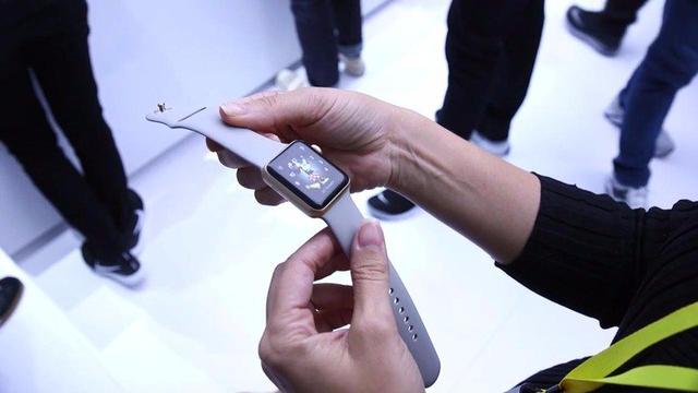 全面提升!第二代 Apple Watch搶鮮體驗