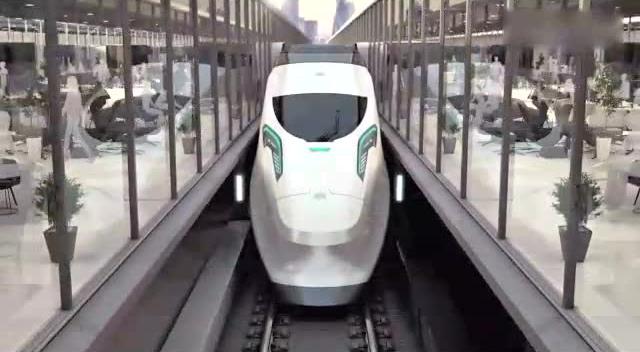 看看中国中车最新推出的洲际列车吧,帅到没朋友