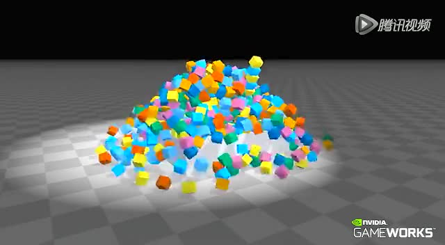 还能更逼真点吗 Nvidia逆天物理效果演示