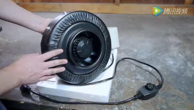如何DIY一台龙卷风制造机
