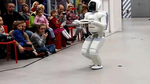 全球最智能的高科技机器人盘点