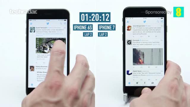 快了多少?iPhone 7与6S运行速度对比测试