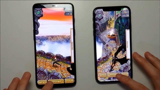 一加6与iPhone X详细上手对比