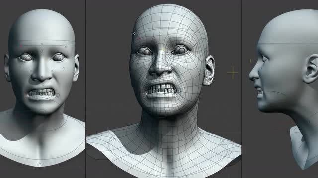 模型學會了人類的所有表情,這是人精吧