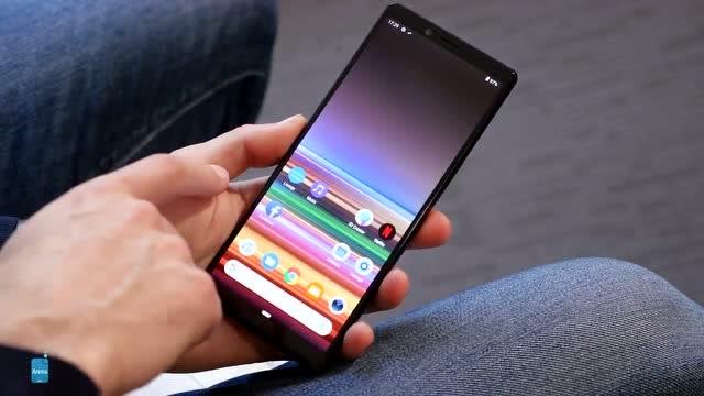 索尼旗艦手機Xperia 1上手體驗,采用21比9屏幕!