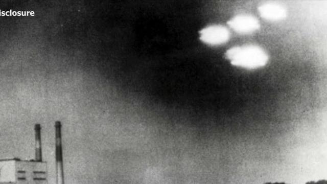 UFO报告:外星人真的造访过地球