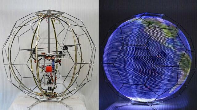太科幻了!5个令人难以置信的3D显示发明