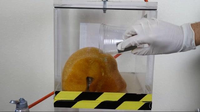 奇趣实验:大象牙膏放进真空箱,结果会怎样?