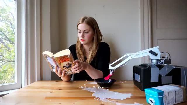 一个工科妹子酷炫的发明,都是她发明的!