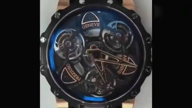 世界最贵的那些手表什么样子的?