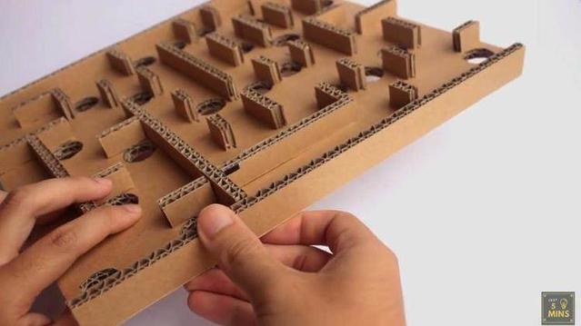 教你打造全球物理引擎最强的桌面弹珠迷宫游戏