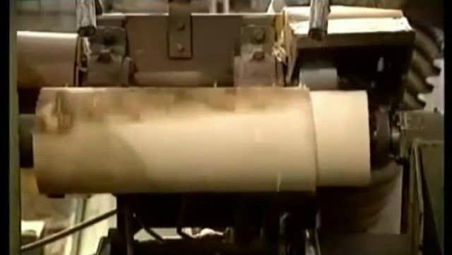 一根原木能造出多少根牙签?可不是一根一根削出来的哦!