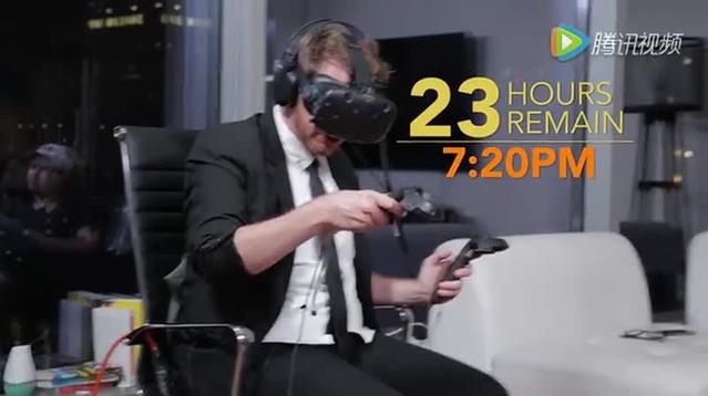 連續戴VR眼鏡25小時是一種怎樣的體驗?