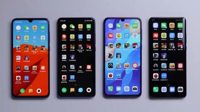 华为Nova5 Pro与红米K20 Pro等手机机能对照测试