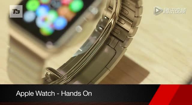 蘋果Apple Watch真機上手