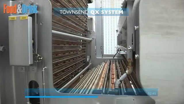 烤肠的生产过程,全是高科技机械!