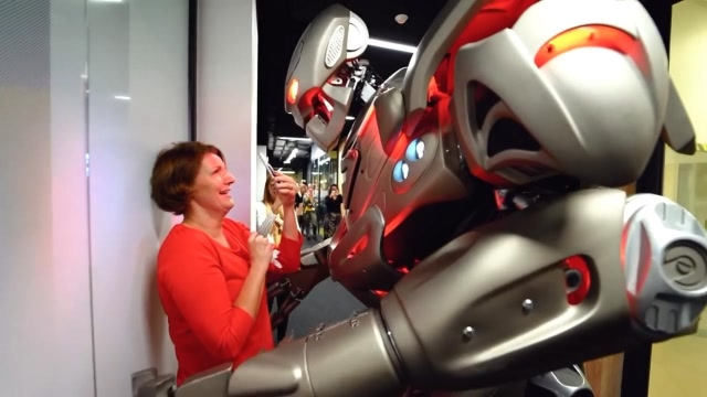 黑科技:这个机器人有点厉害