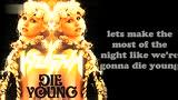Ke$ha - Die Young(CD版)