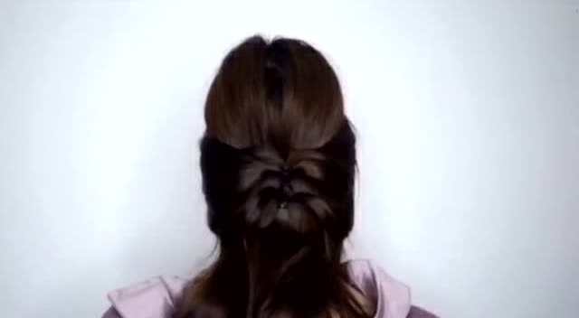 汉服发型教程 如何变成一个喝露水的小仙女
