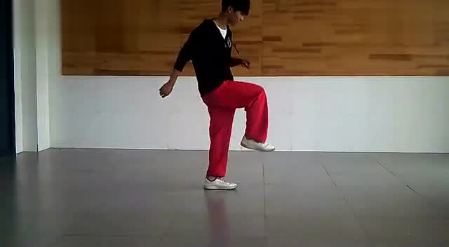 《seve》鬼步舞完整版教学,这个年会舞蹈就选它了图片