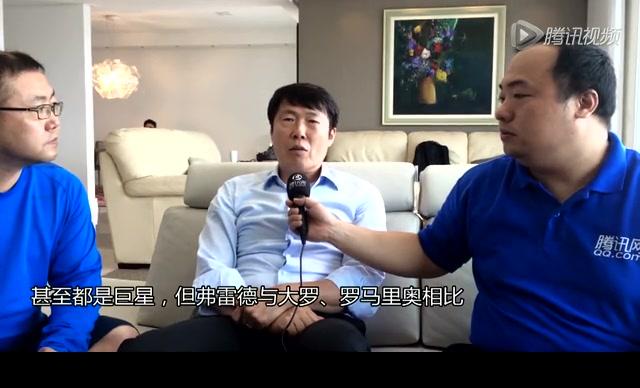 专访车范根:不会考虑执教韩国截图