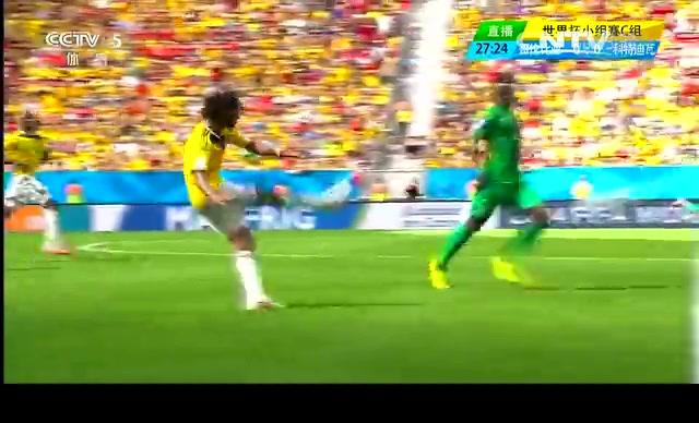 【哥伦比亚集锦】哥伦比亚2-1科特迪瓦 金特罗锁定胜局截图