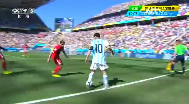 【巨星集锦】梅西过人送绝妙助攻 阿根廷双翼齐飞截图