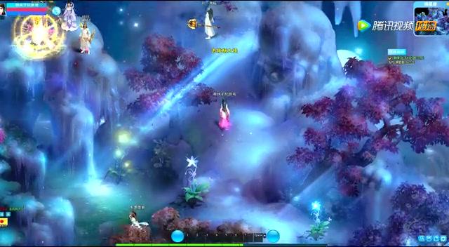 萌妹子玩游戏第13期江湖 让世界喝彩的2D最美网游截图