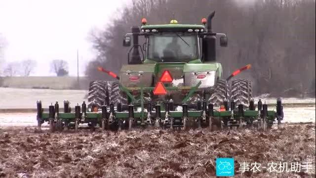 迪尔电动拖拉机 - 腾讯视频