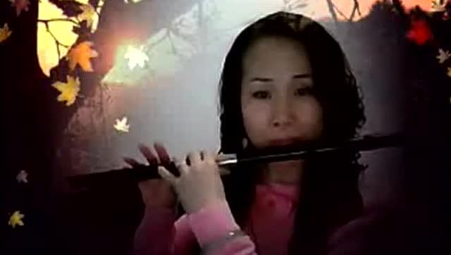 笛子演奏《梁祝》好听极了