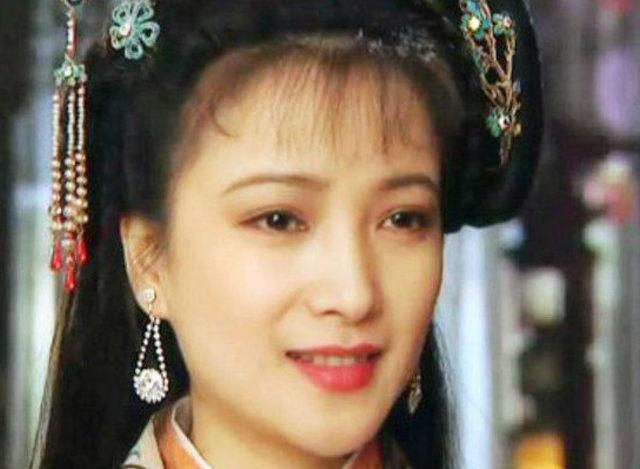 《西游记》猪八戒撞天婚里的何晴,是唯一全演过四大名著的人
