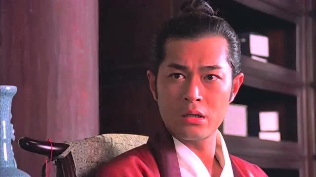 电影 《河东狮吼》经典片段,张柏芝对古天乐提出要求,一辈子要宠我