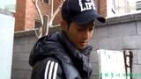 20131120金贤重《感激时代》拍摄现场一