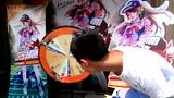 2014.7.27崇州市易达QQ飞车比赛大转盘视频