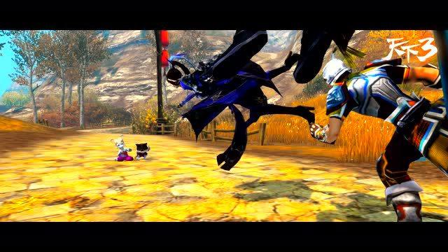 《天下3》新门派幽篁国人物设定概念视频