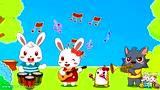 少儿歌曲 - 快乐的节日 (2)